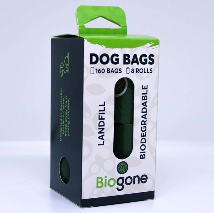 Dog Waste Bags Pack 8