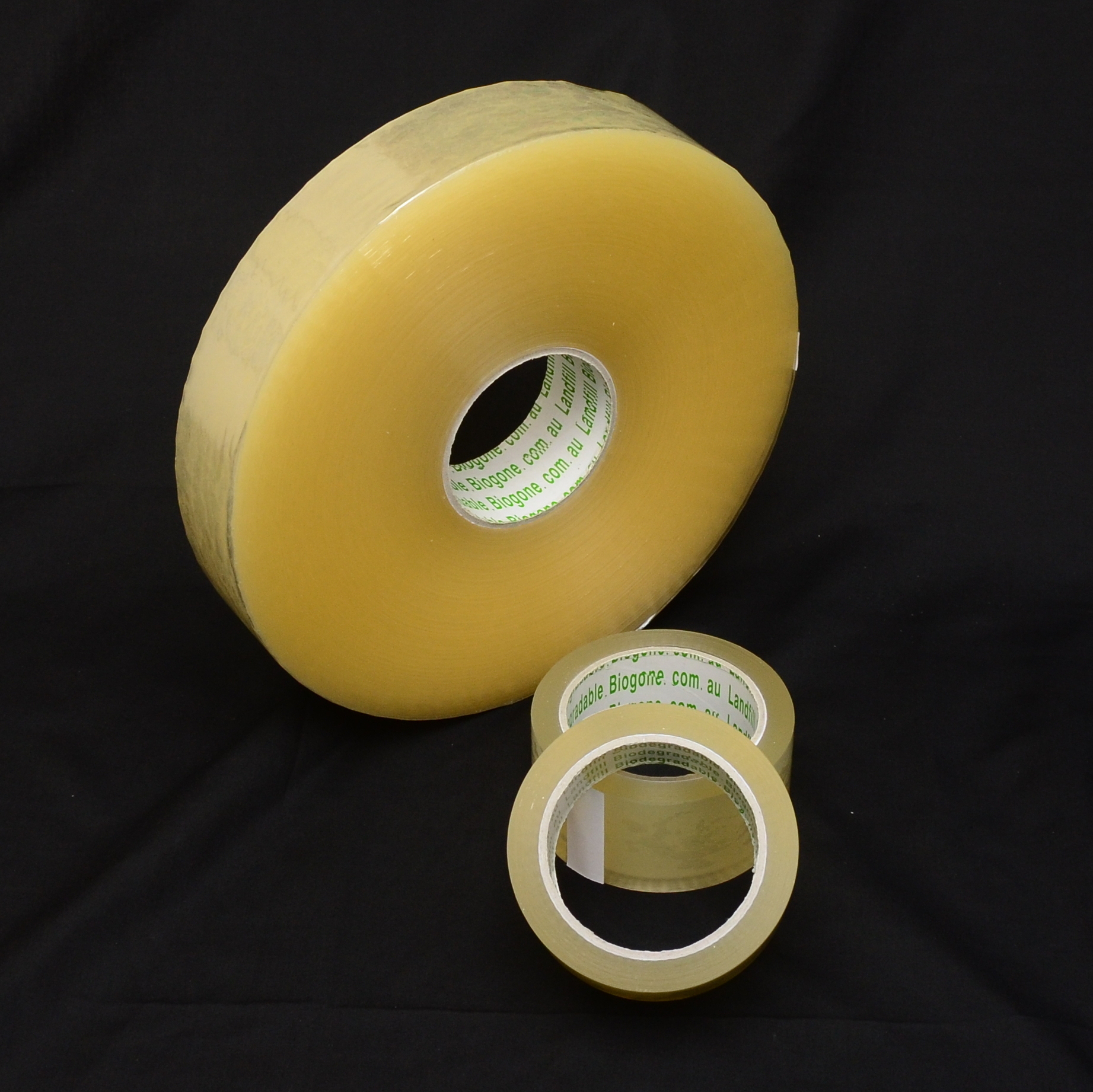 Packing Tape Hand Rolls