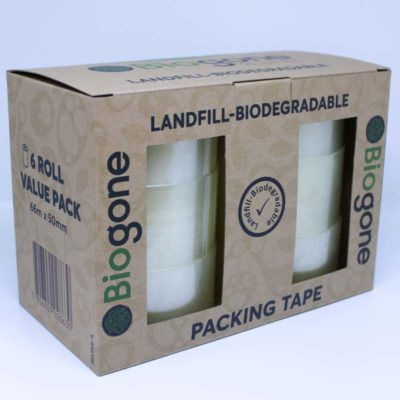 Landfill-biodegradable Bundling Wrap