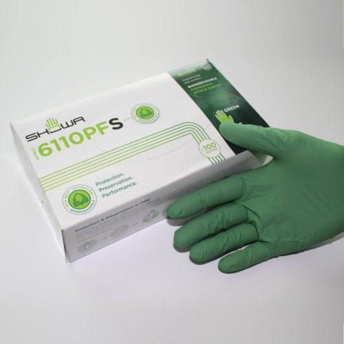 Biodegradable Gloves