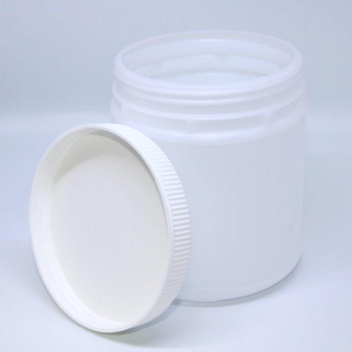 Biodegradable Jar Lid Off