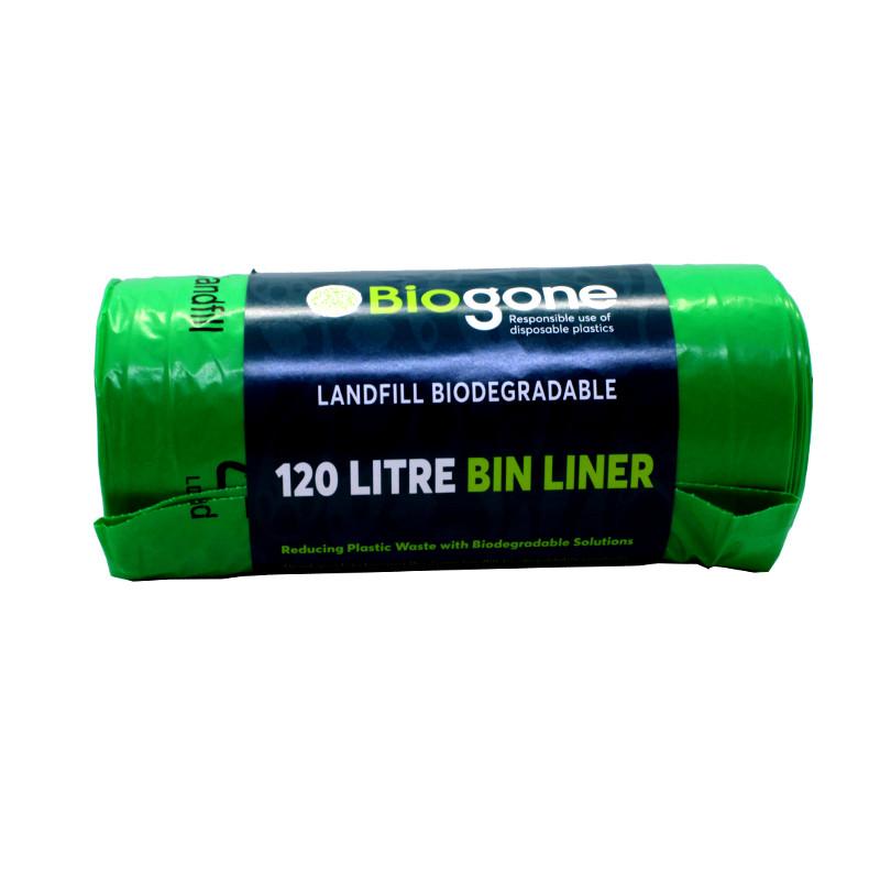 Landfill-Biodegradable Bin Liner