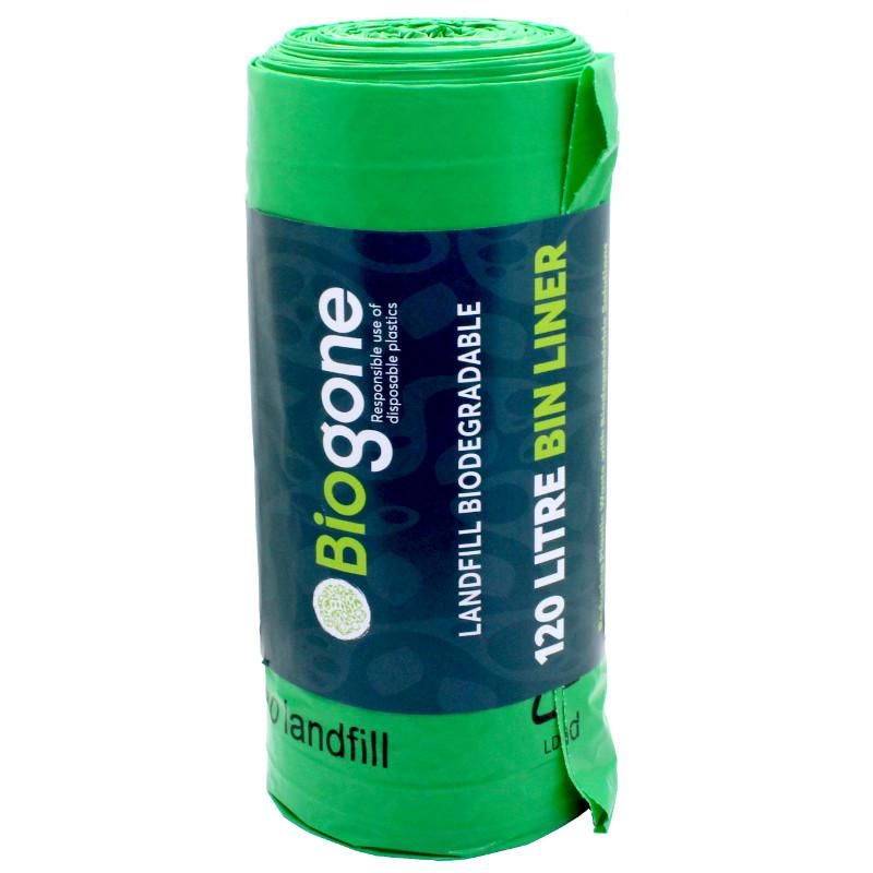 Landfill-Biodegradable Packaging Materials