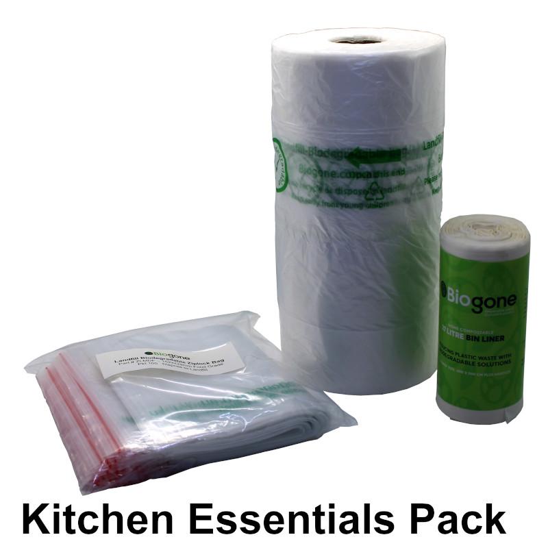 Kitchen Essentials Pack HC