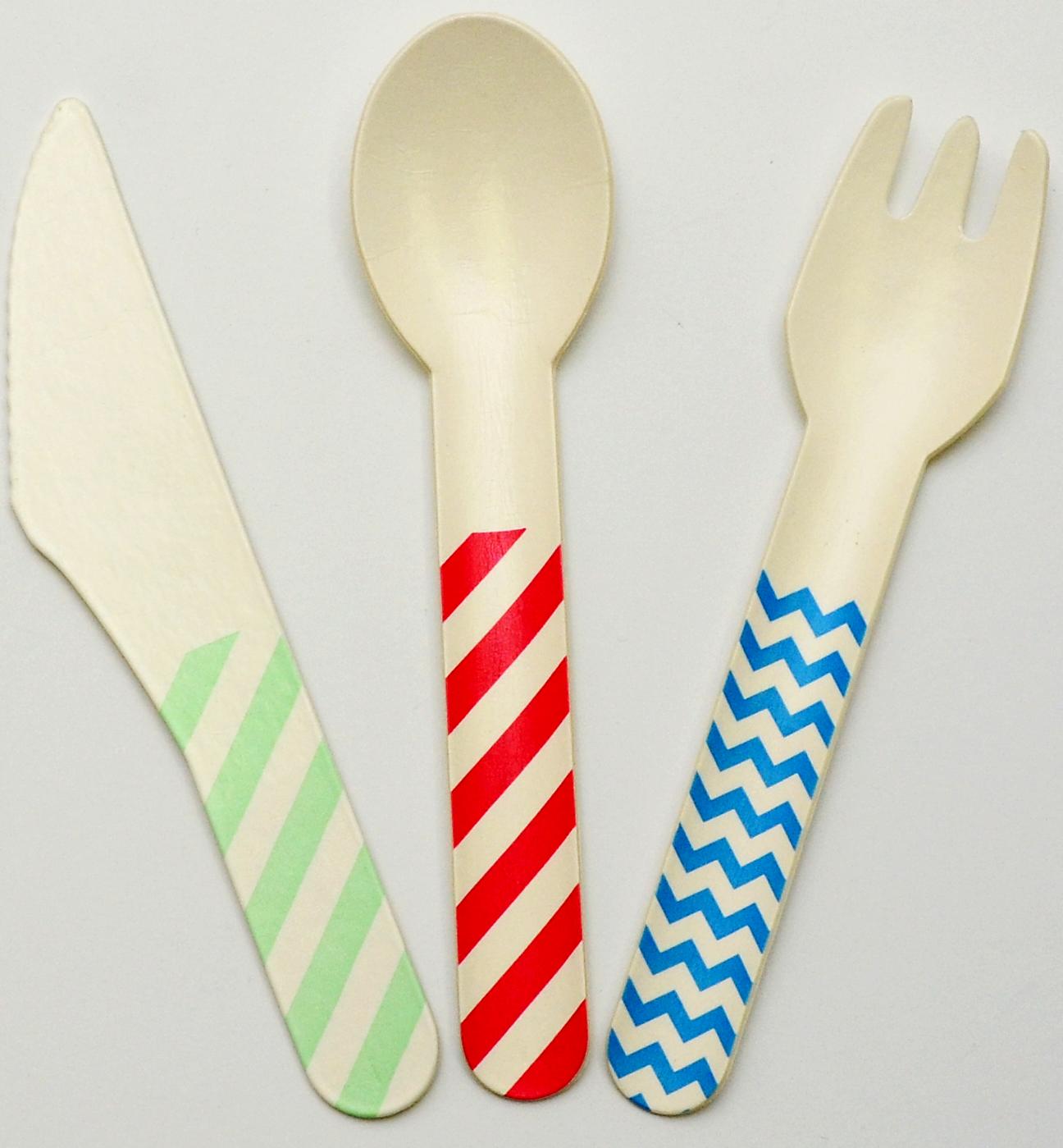 Paper utensil