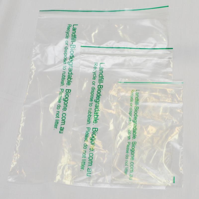 Food Grade zip lock bags