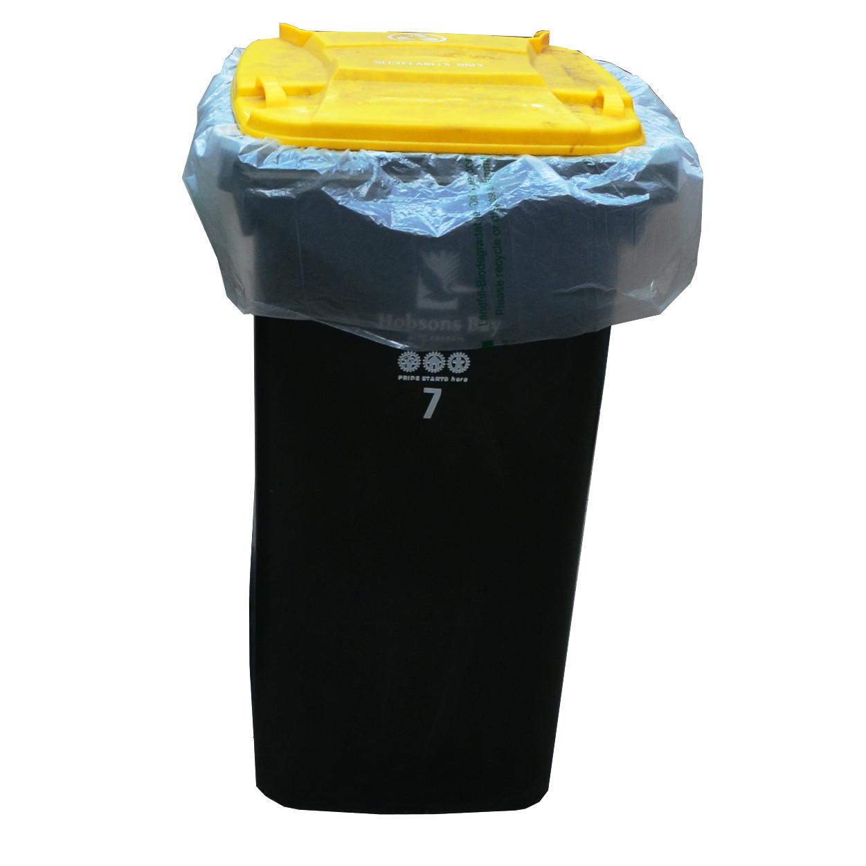 240l wheelie bin landfill biodegradable bin liner bio gone. Black Bedroom Furniture Sets. Home Design Ideas