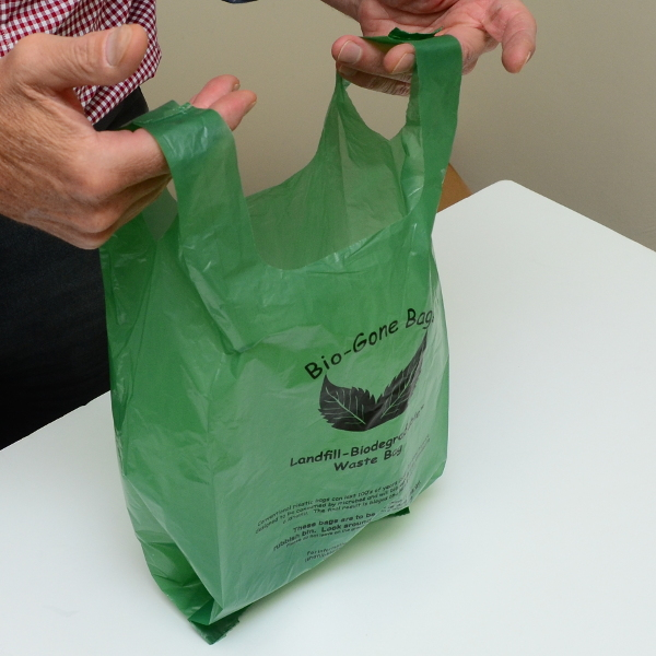 Dog Waste Bags for Council Parks & Gardens