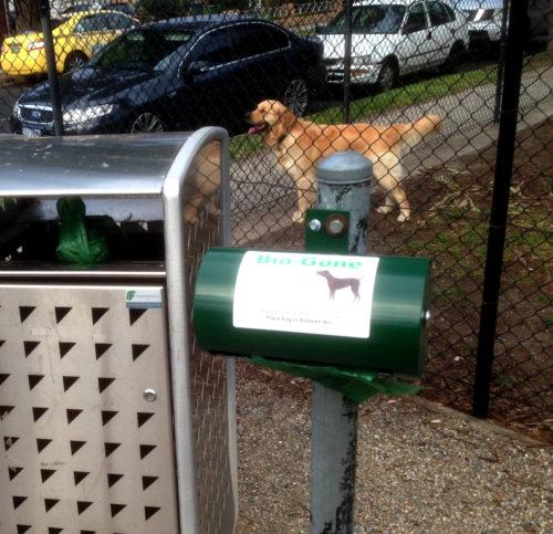 Dispenserin Park