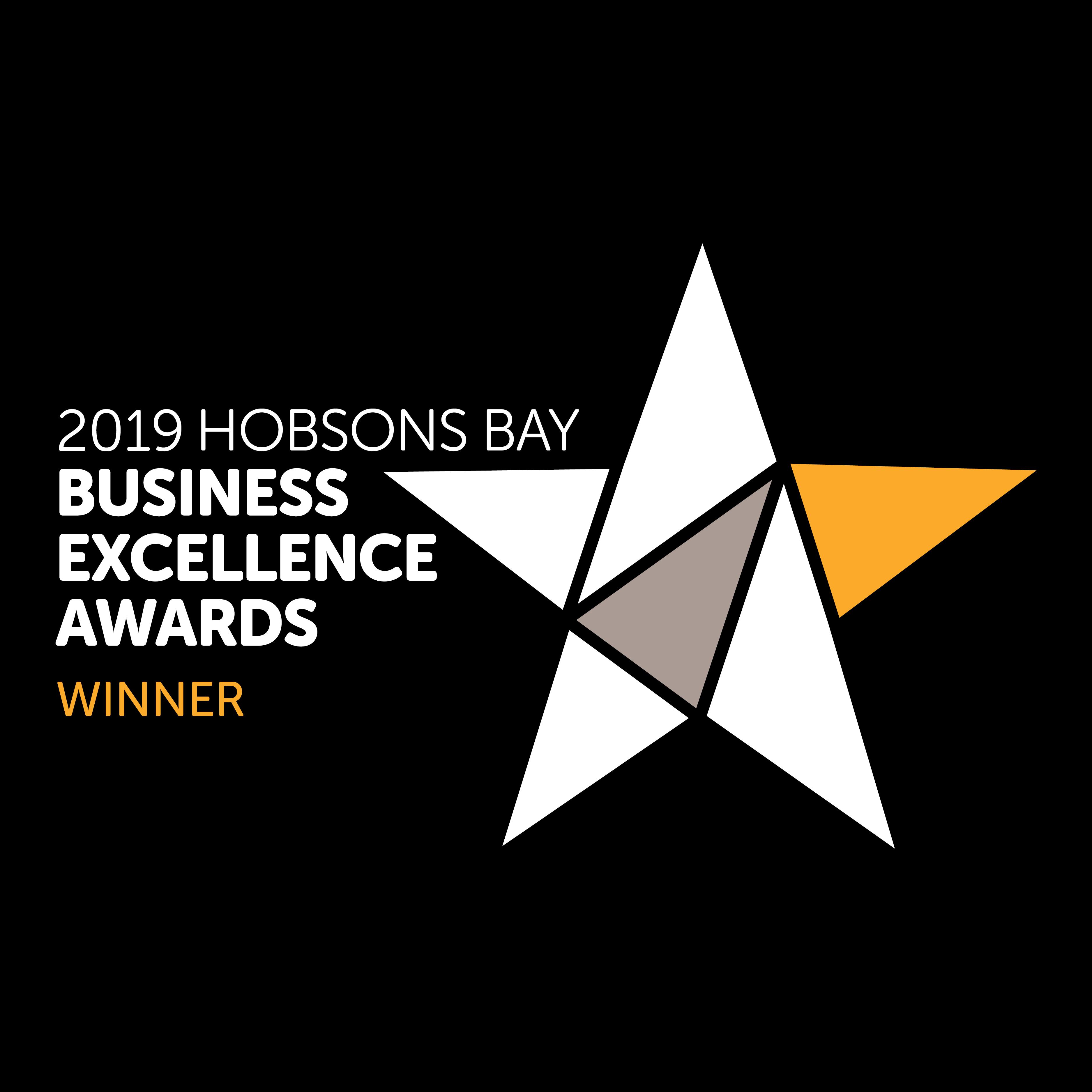 Business Awards 2019 Winners FB Tile Logo