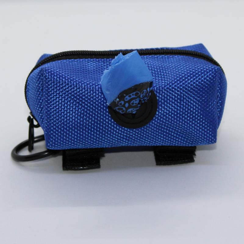 Blue Dispenser with HC Bag