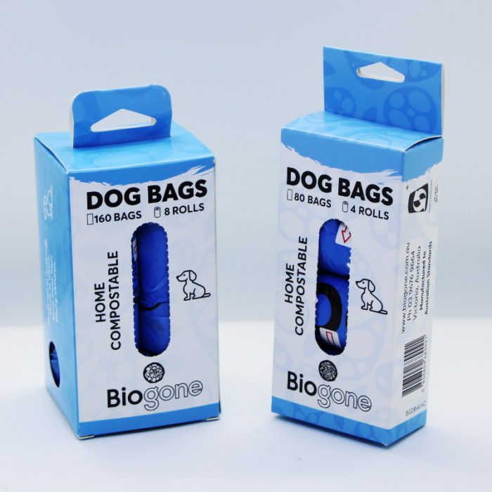 Home Compostable 4pk and 8pk Doggie Bags